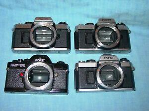 PORST   Kameras  für Bastler !!!