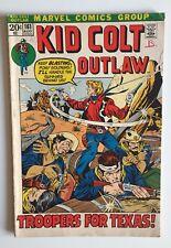 KID COLT OUTLAW N° 161 AOUT 1972 / MARVEL COMICS GROUP / ANGLAIS