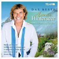 HANSI HINTERSEER - DAS BESTE-SEINE SCHÖNSTEN LIEDER  2 CD 44 TRACKS BEST OF NEU