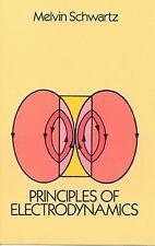 Principles of Electrodynamics (Paperback or Softback)