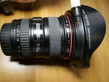 Canon EF 17-40mm f/4 L USM Lens Used