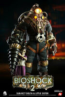 Bioshock Subject Delta & Little Sister ThreeZero Figure 1/6 Scale Series