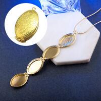 Expanding 4 Photo Locket Pendant Personalized Photo Custom Charm Jewelry Making
