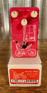Animals Pedals Rust Rod Fuzz Guitar Effect Pedal Designed by Skreddy Pedals