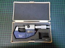 MITUTOYO Digital Micrometer / 0 - 25 mm / 0,001 mm/ Zustand 2 - 3
