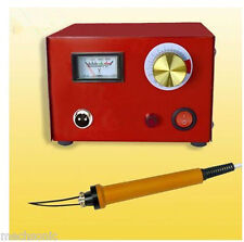Hot Electric Knife Foam Fabric Cloth Rope Cable Cutter Webbing Heat Cutting Tool