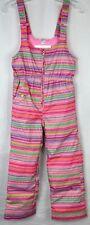 Obermeyer Girls Snoverall Print Ski Pants 55022 Hope Chest Print Size 3