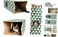 New listing LightbyBox Cat Paper Bag Tunnel 1pcs - Cat Activity Play Tunnel Cat Toy- Fun Int