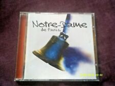 NOTRE-DAME DE PARIS CD CELINE DION,TINA ARENA,GAROU