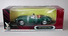 1:18 Yat Ming 1971 Jaguar Type E (XK-E) Roadster - Green