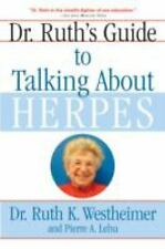 Dr. Ruth's Guide to Talking About Herpes-ExLibrary