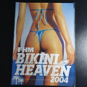 "FHM Supplement ""Bikini Heaven 2004"" (Rare)(301) Brooke Burke Ali Landry"