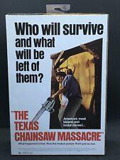 "NECA 7"" Texas Chainsaw Massacre Leatherface Ultimate"