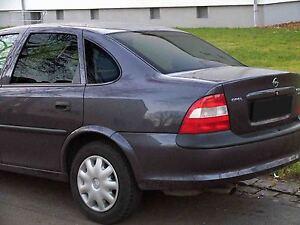 Tönungsfolie passgenau für Opel Vectra B 4-türig Stufenh. ´95-´02