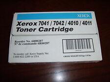 XEROX Toner Cartridge~Lot of 3 Cartridges~7041/7042/4010/4011~NOS~US Seller