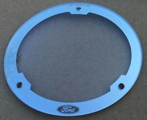 Ford Falcon BA BF XR6 turbo XR8 fog light spot lamp PROTECTOR GLASS - one only