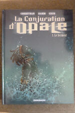 BD la conjuration d'opale n°1 le serment EO 2005 TBE corbeyran hamm grun