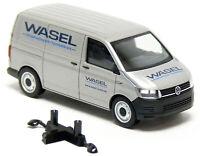 Herpa 935807 VW Volkswagen T6 Kasten Wasel Schwerlast Schwertransport 1:87 H0
