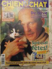 REVUE COMME CHIEN ET CHAT : DECEMBRE 2000 - CDT DE NEVE - PRATIQUE - BOUVIER
