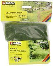 Noch 07112. Hierbas silvestres XL verde claro- 12mm. Para maquetas ferroviarias