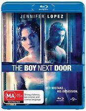 The Boy Next Door (Blu-ray) Thriller, Mystery Jennifer Lopez, Ryan Guzman