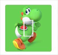 Yoshi - Super Mario : Light Switch Sticker vinyl cover decal - 112