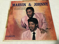LP MARVIN AND JOHNNY ALBUM VINTAGE SEE PICS