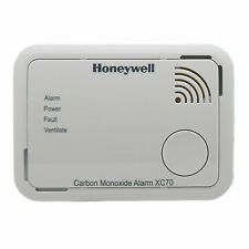 Honeywell Caravan Boat Carbon Monoxide Detector Alarm XC70