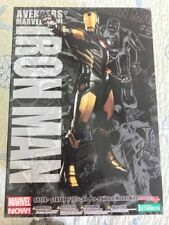 kotobukiya Marvel Now! Iron Man Artfx Statue 1/10 Scale Pre Painted Model Kit