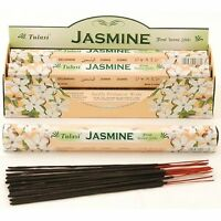 Pack of 20 Tulasi Incense/Joss Sticks over 40 Varieties of Scents Free UK P & P