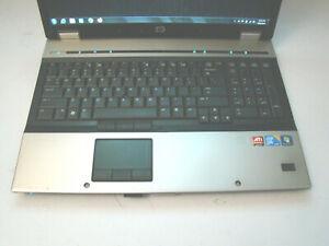 Hp EliteBook 8730w/Core2Duo T9600 2.80ghz/4gb/160gb/Windows 7 Pro/BT/Vga/Hdmi/17