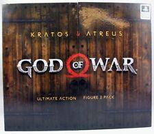 God of War (2018) - Ultimate Kratos & Atreus - Figurines 18cm NECA
