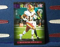 Terry Mclaurin RC 2019 Chronicles Panini Purple 02/49 Rookie Washington Redskins