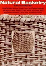 Natural Basketry by Carol Hart, Dan Hart (.