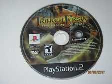 Prince of Persia: The Sands of Time (Sony PS2, 2003) Disc Only
