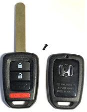 Honda Accord Crosstour CRV 2013-2019 3Btn Remote Head Key SHELL USA Seller