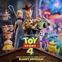 TOY STORY 4 Original Soundtrack CD NEW Disney Pixar Music By Randy Newman