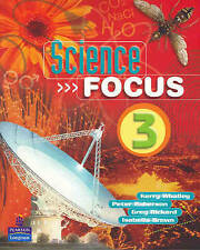 Science Focus 3 Coursebook: Coursebook by Kerry Whalley (Paperback, 2004)