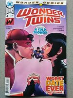 WONDER TWINS #4a (of 6) (2019 DC Universe Comics) ~ VF/NM Book