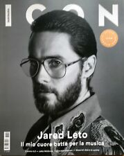 ICON Magazine Jared Leto USED EXCELLENT