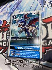 BT2-028 - 1x Aeroveedramon - Digimon 1.5 - RARE - NM