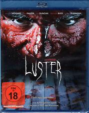 Luster , Saw Massacre 3 , Blu_Ray , 100% uncut , new and sealed