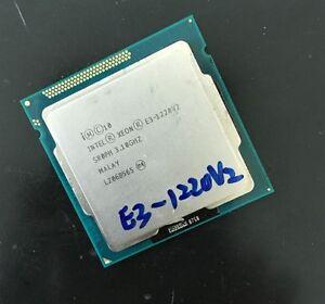 Intel Xeon E3-1220 V2 LGA 1155 SR0PH 3.1GHz 8MB 4 Core 1333MHz Processor