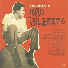 NEW The Hits Of Joao Gilberto (Audio CD)