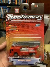 Transformers RID Robots In Disguise Optimus Prime MOC 2001