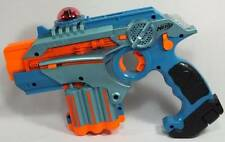 Nerf Phoenix Ltx Lazer Tag Gun Blue Hasbro 2008 Not Working As Is For Parts