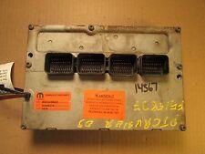 03 CHRYSLER PT CRUISER TURBO AUTO USED REMAN ECU ECM COMPUTER 5033065AM