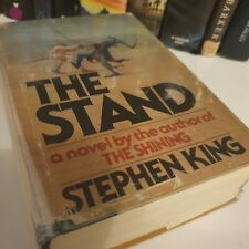 [RARE] The Stand - Stephen King [FIRST EDITION / FIRST PRINTING - T39]