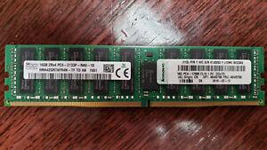 16GB  SKhynix PC4-2133P 17000 ECC REG Server HMA42GR7AFRAN-TF