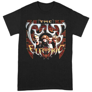 The Cult 'Group Electric' (Black) T-Shirt - NEW & OFFICIAL!